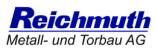 Reichmuth Metall- und Torbau AG logo image