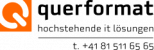 querformat ag logo image