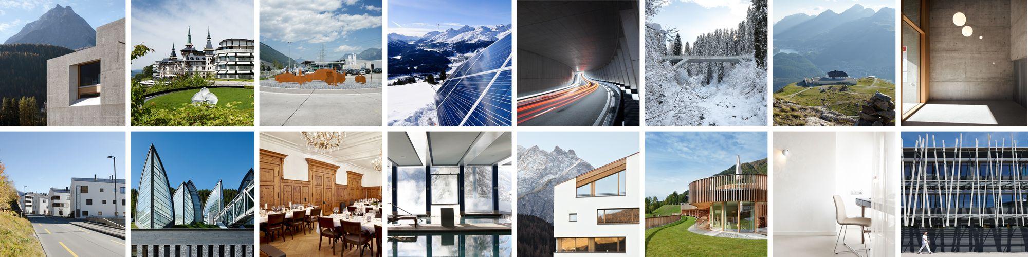 Fanzun AG  Architekten · Ingenieure · Berater