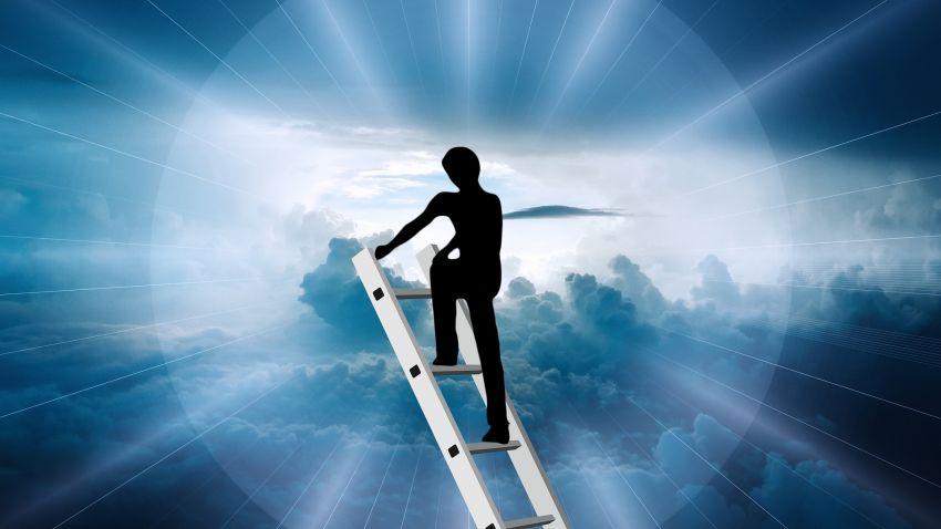 Um auf der Erfolgsleiter voranzukommen, braucht es mehr als Talent und Intelligenz