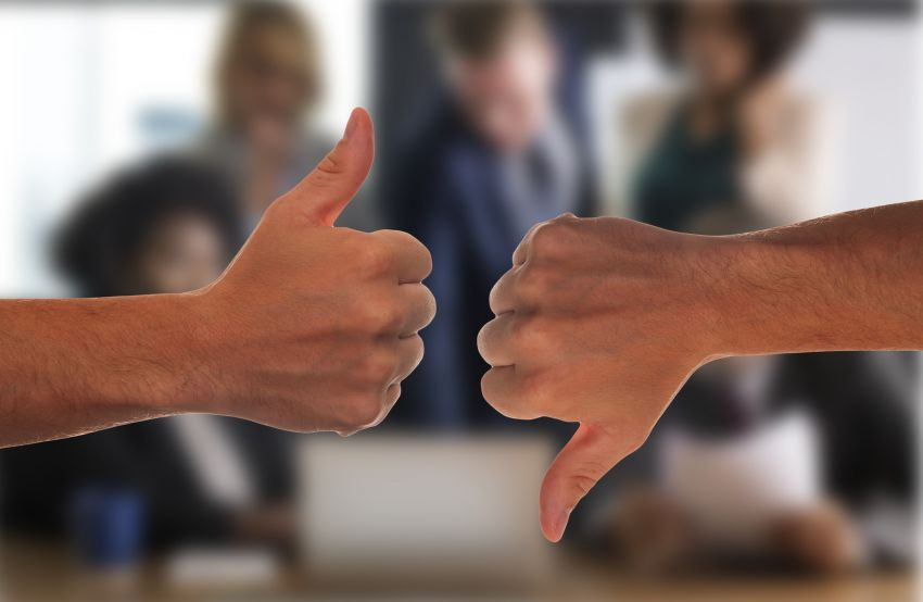 Kritik und Belohnung richtig platziert, steigern die Motivation der Mitarbeitenden